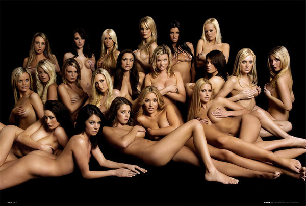 Plakát  Girls - group