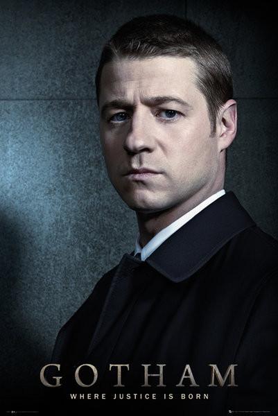 Plakat Gotham - Gordon