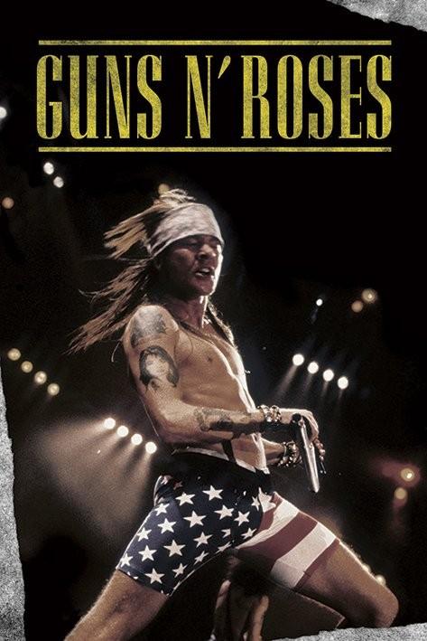 Plakát Guns n Roses - shorts