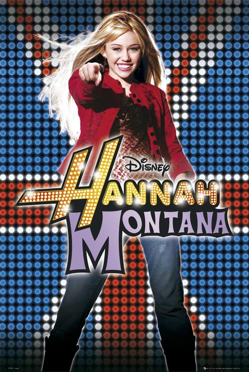 Plakát HANNAH MONTANA