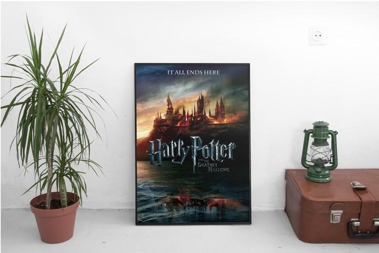 Plakat HARRY POTTER 7 - teaser