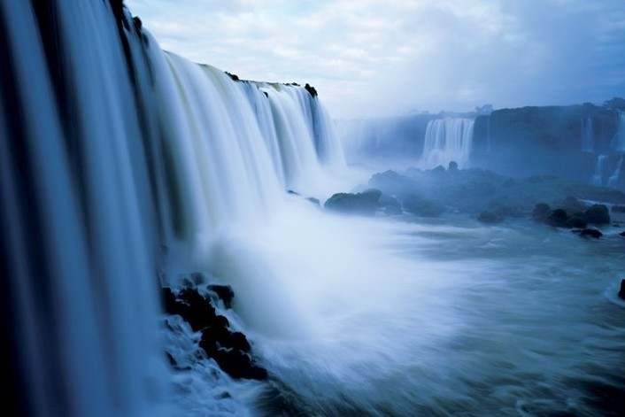 Plakat Iguaca falls - brazil