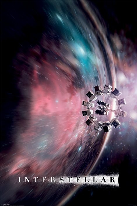 Plakat Interstellar - Go Further