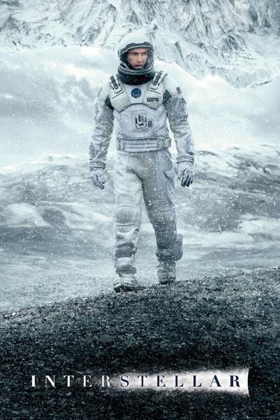 Plakát Interstellar - One Sheet