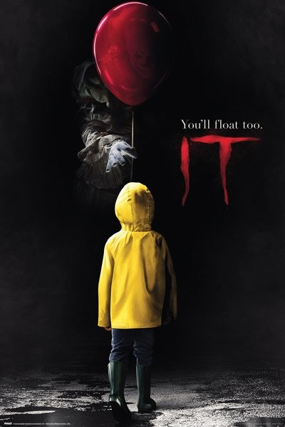 Plakát IT - Georgie