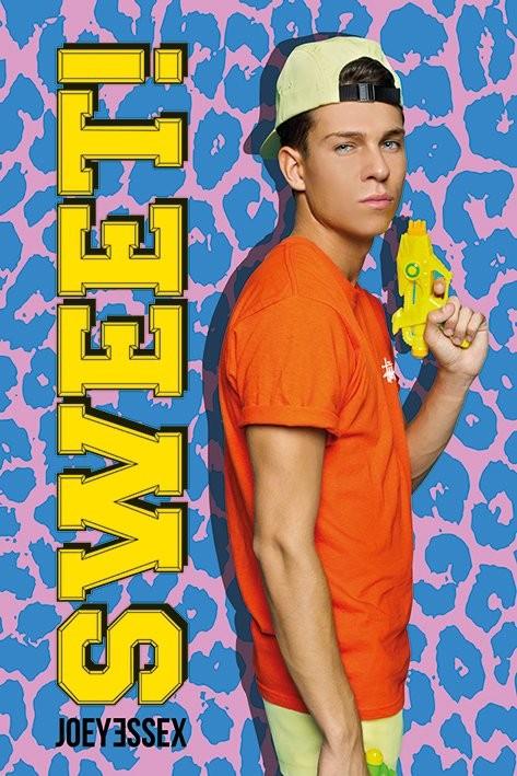 Plakát Joey Essex - Sweet