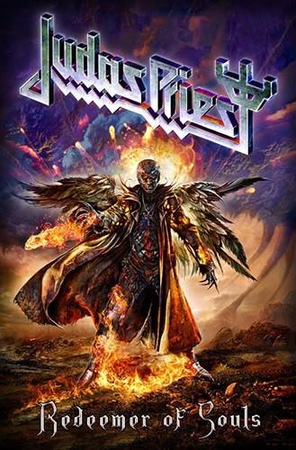 Textilní plakát Judas Priest – Redeemer Of Souls