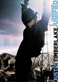 Plakat Justin Timberlake – justified