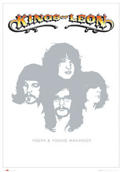 Plakat Kings of Leon - album