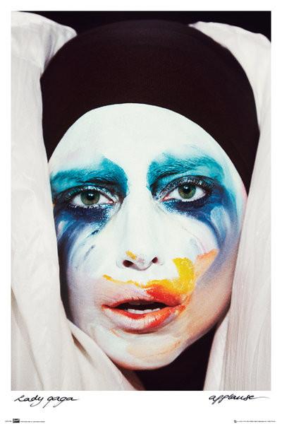 Plakat Obraz Lady Gaga Applause Kup Na Posterspl