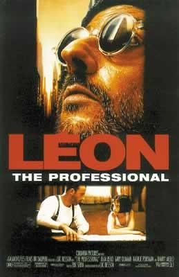 Plakat LEON