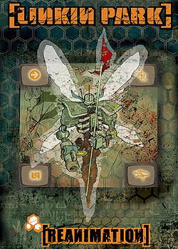 Plakát Linkin Park - reanimation