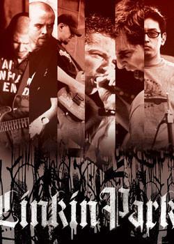 Plakát Linkin Park - strips