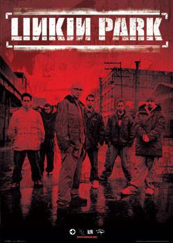 Plakát Linkin Park - továrna