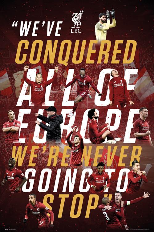 Plakát  Liverpool
