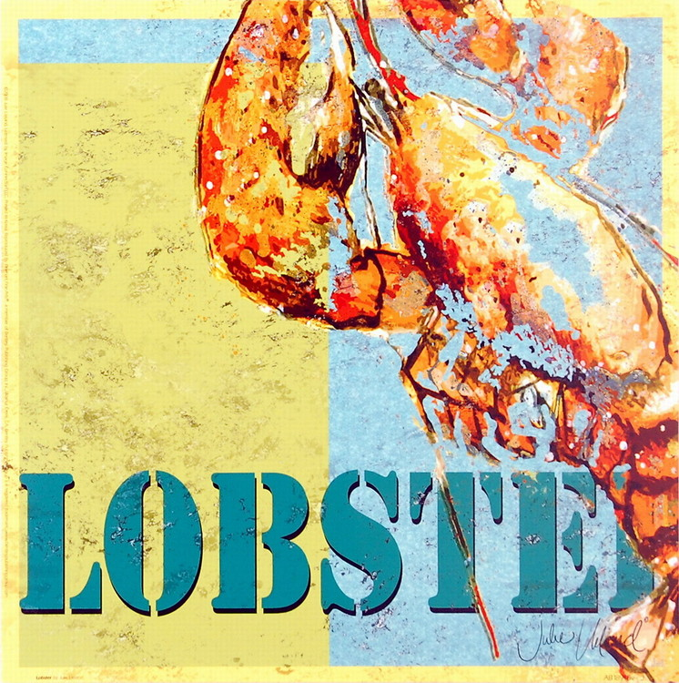 Reprodukcja Lobster