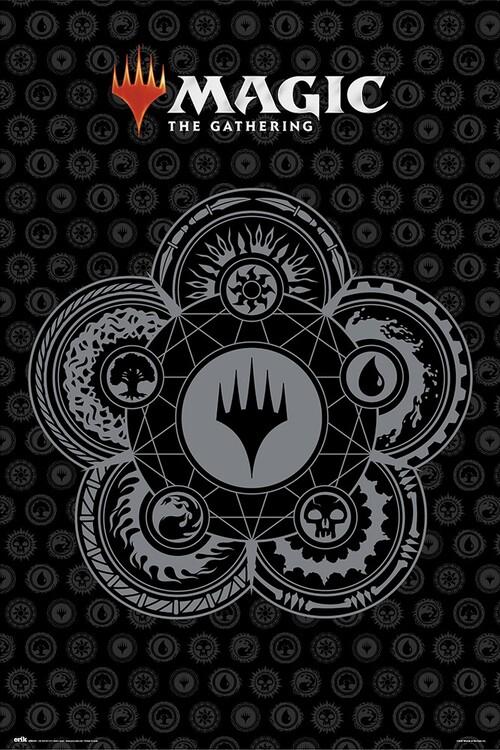 Plakat Magic The Gathering - One Sheet