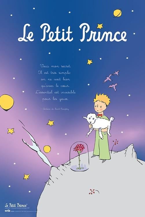 Plakát Malý Princ