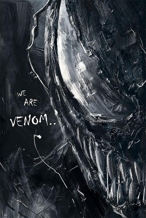 Plakát Marvel - Venom