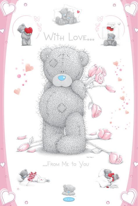 Plakát Me to you - s láskou
