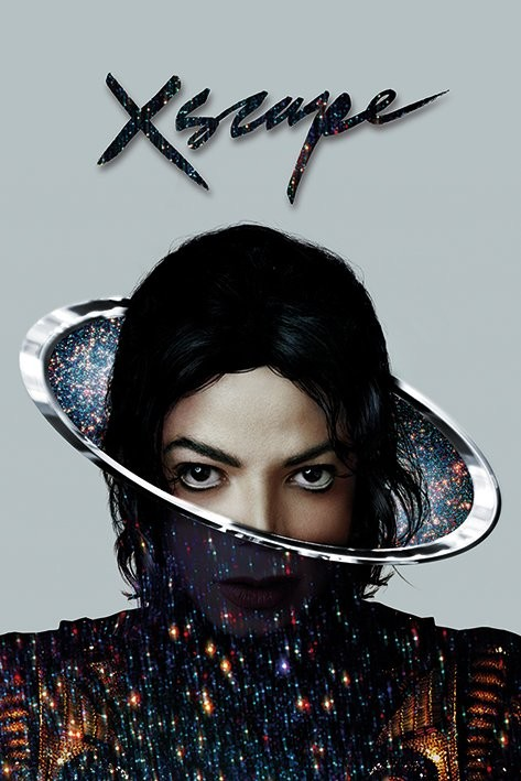 Plakat Michael Jackson -  Xscape
