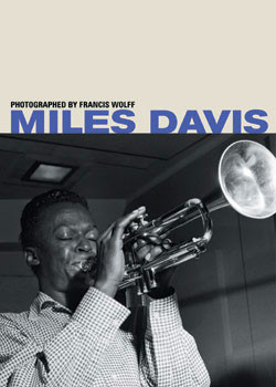Plakat Miles Davis - foto wolf