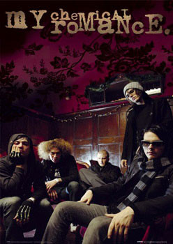 Plakat My chemical romance - lounge