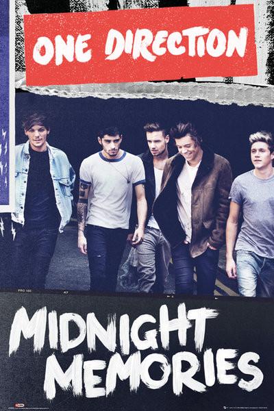 Plakát One Direction - album cover