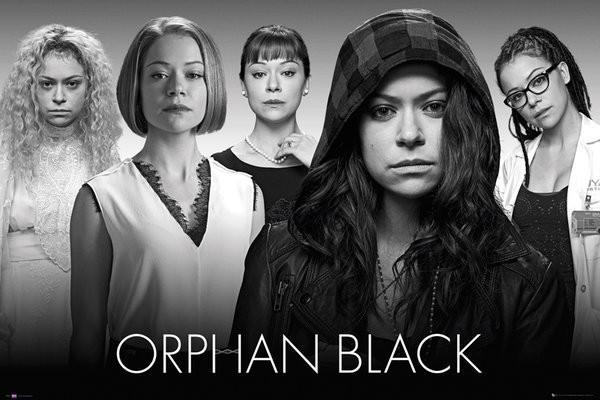 Plakát Orphan Black - Season 2 Group