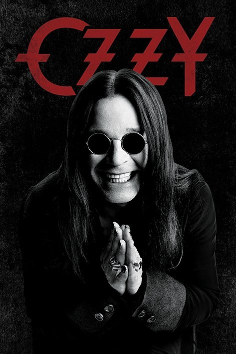 Plakát Ozzy Osbourne - Pray