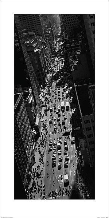 Reprodukcja Pete Seaward - New York street