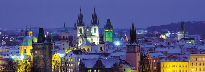 Plakát Praha - Hradčany