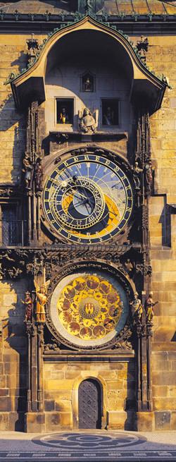 Plakát Praha - Orloj