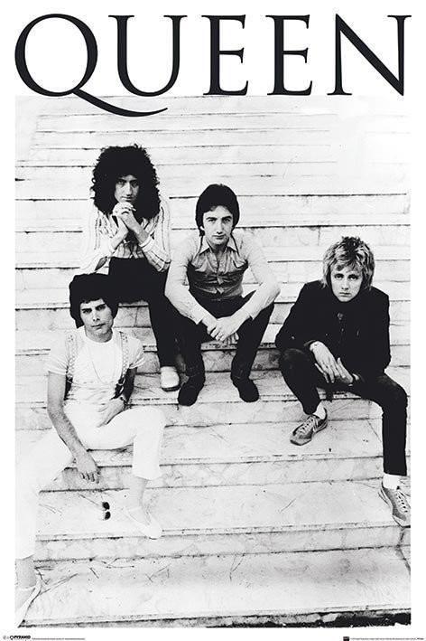 Plakát  Queen - brazil 81
