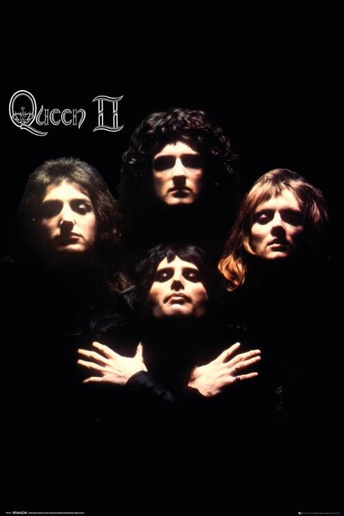 Plakát Queen - Queen II