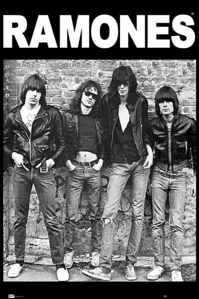 Plakát Ramones - album