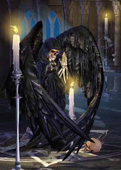 Plakát Reaper's ritual