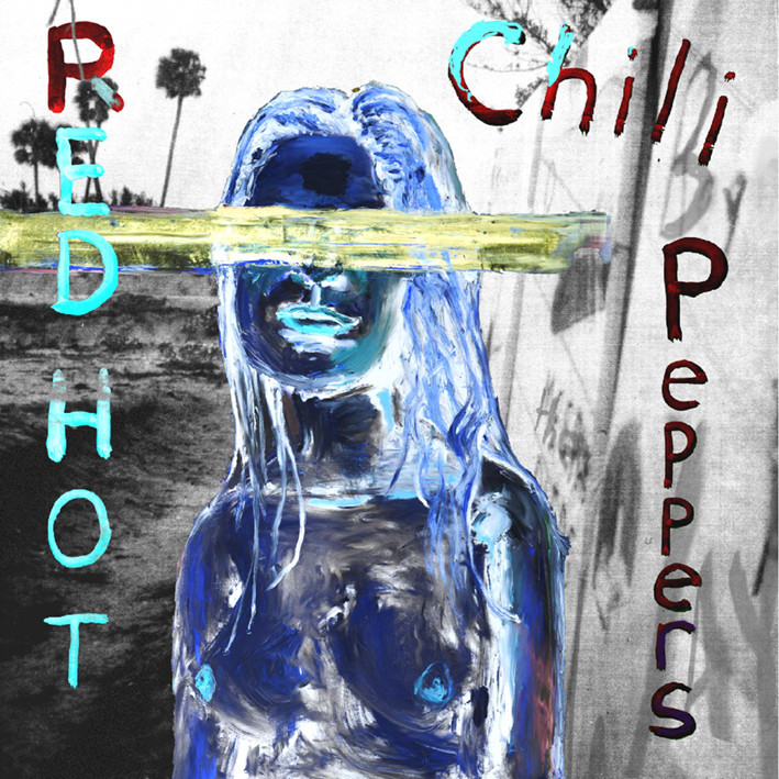 Plakat Red hot chili peppers Square