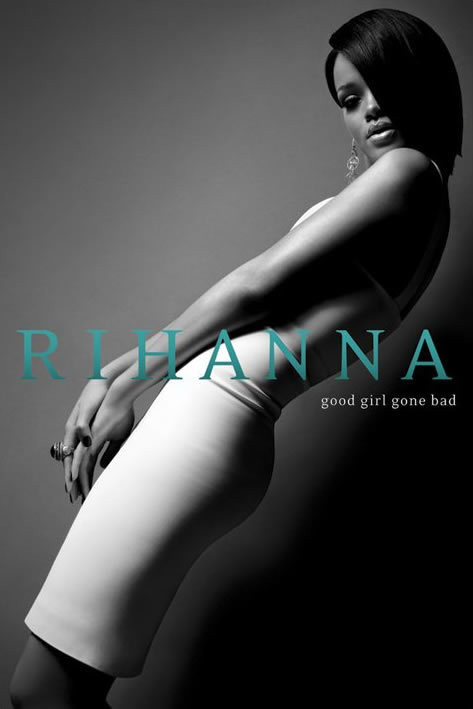Plakat Rihanna - good Girl gone bad
