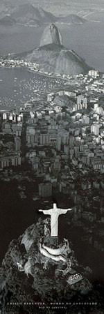Plakát Rio de Janeiro