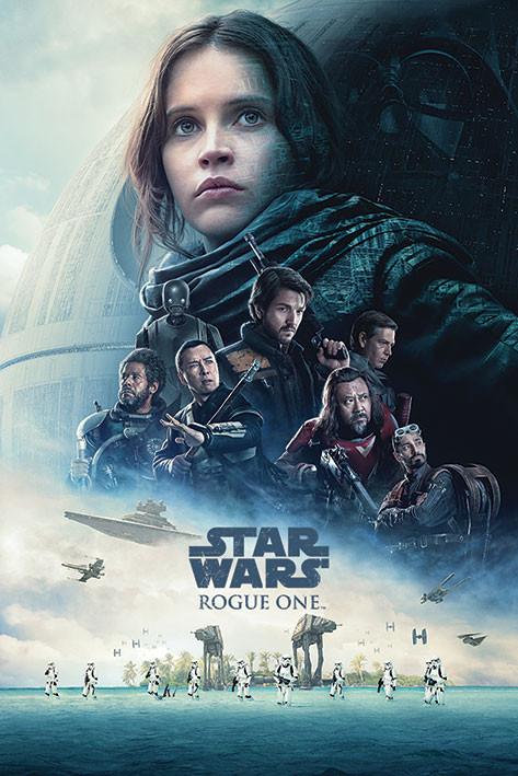 Plakát  Rogue One: Star Wars Story - One Sheet