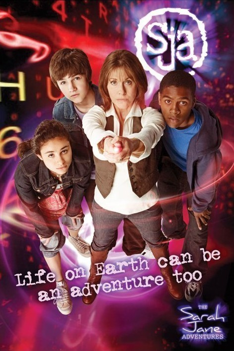 Plakat SARAH JANE ADVENTURES