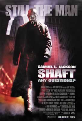 Plakat SHAFT 2000