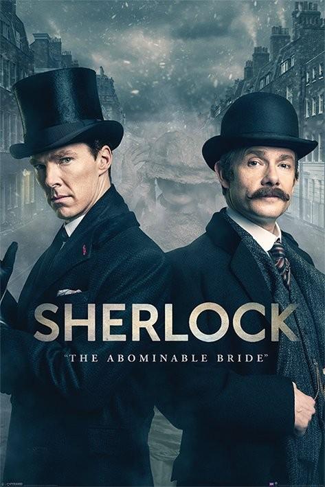 Plakat Sherlock - The Abominable Bride