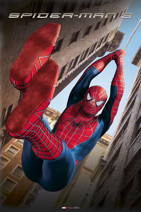 Plakat SPIDERMAN 3 - swing
