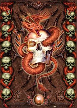 Plakát Spiral - tomb keeper
