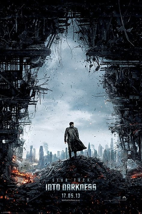 Plakat STAR TREK - into darkness