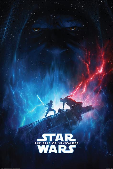 Plakát Star Wars: Vzestup Skywalkera - Galactic Encounter