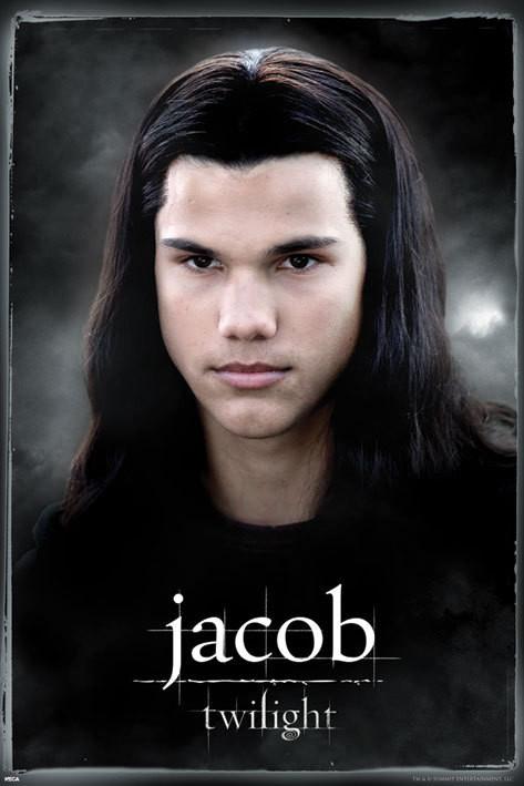 Plakát STMÍVÁNÍ - jacob