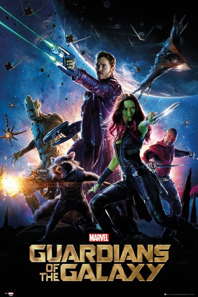 Plakát Strážci Galaxie - Payoff Poster